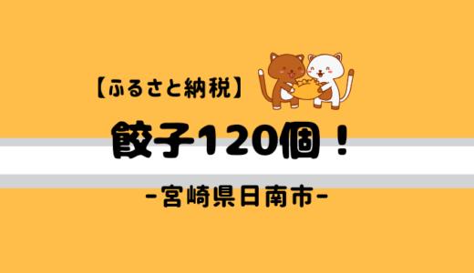 【ふるさと納税】宮崎県日南市の大量餃子をご紹介!